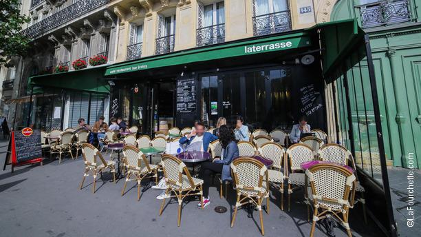 Restaurant Terrasse Saint Michel