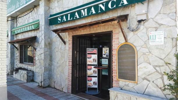 Salamanca Vista entrada