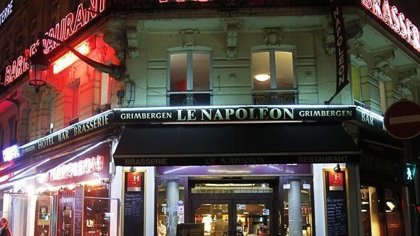 Le Napoléon Bienvenue au restaurant Le Napoléon