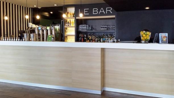 La Brasserie du Casino - Val André Vue de la salle