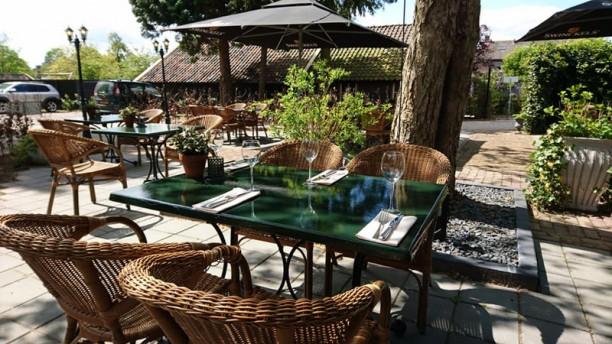 Gouden Leeuw Restaurant & Cafe Terras