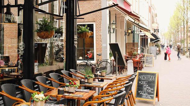 Café Zondag Terras