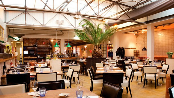 Restaurant VIS&MEER Restaurant
