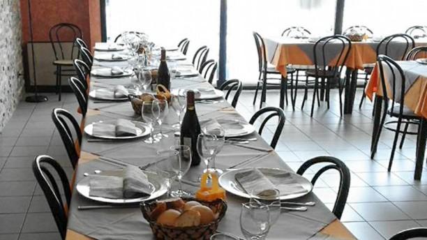Al Portico Sala ristorante