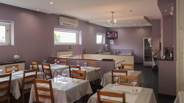 Restaurante Duque Vista sala