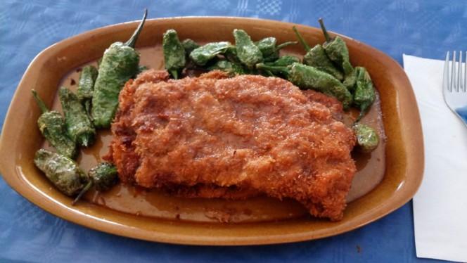 Sugerencia de plato - Sidrería Las Guajas Cachopería, Benidorm
