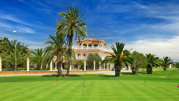 The Golf Club - Oliva Nova Beach & Golf Resort Fachada
