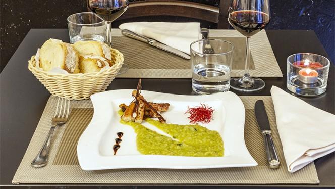 Suggerimento dello chef - Osteria della via Appia Goldoni, Milano