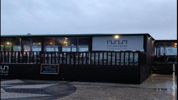 O Castelo Restaurante Bar Terraza Exterior