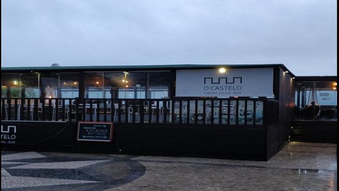 O Castelo Restaurante Bar Terraza ristorante portoghese a Faro in Portogallo