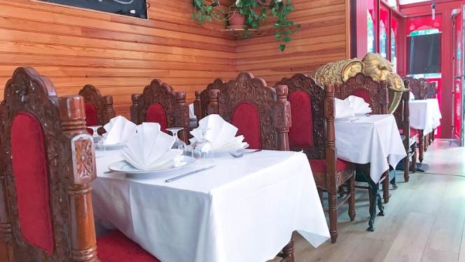 Royal Kashmir - Restaurant - Paris