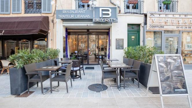 Le Beyrit's - Restaurant - Aix-en-Provence