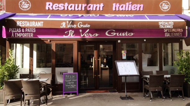 Il vero gusto in paris restaurant reviews menu and for Restaurant miroir paris 18
