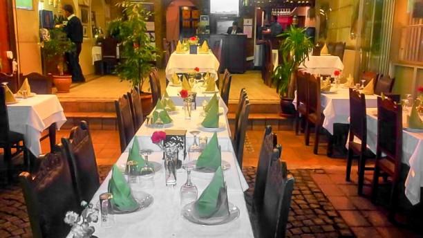 Karaköy Afrodit Dining room