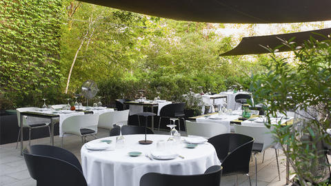Jardín del Alma - Hotel Alma Barcelona, Barcelona