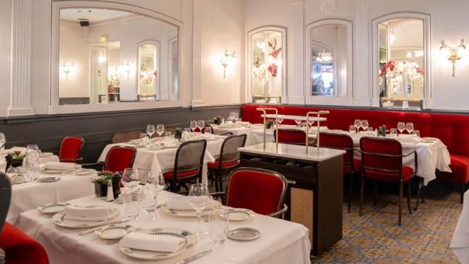 Au Petit Marguery - Restaurant - Paris