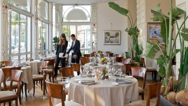 Restaurant intercontinental carlton cannes cannes 06400 avis menu et prix - Prix chambre carlton cannes ...