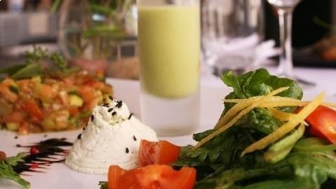 restaurant - Le Café de la Plage - Piana