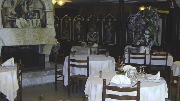 Auberge le Réau Salle du restaurant