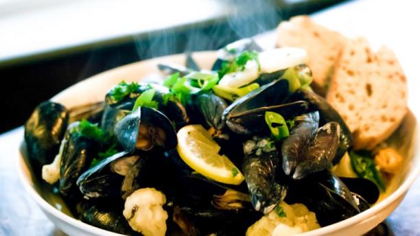 restaurant  De Meiboom Mosselen naturel