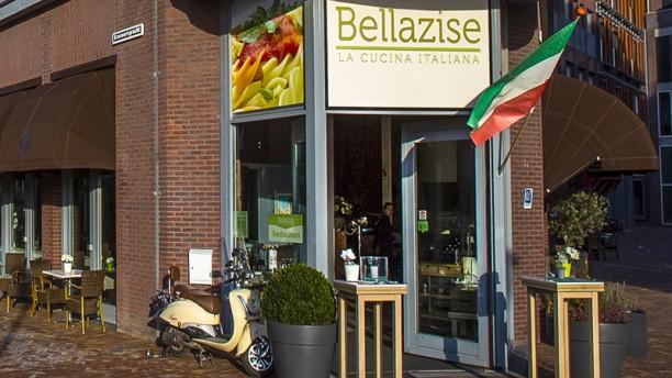 Bellazise Ingang