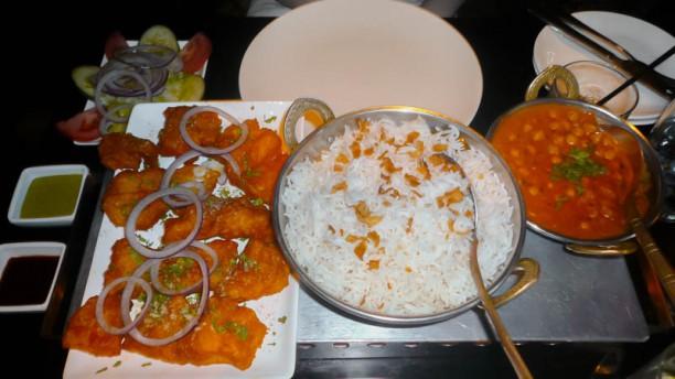 Indian Kitchen Menu Amstelveen
