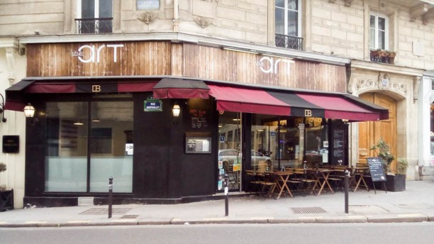 restaurant 5 me art paris 75005 quartier latin