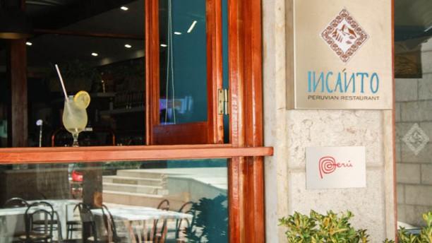 Incanto - Peruvian Restaurant Fachada