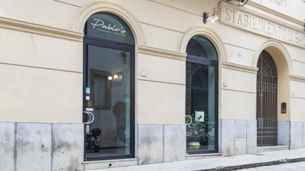 Pablo's ristorante-lounge bar Entrata