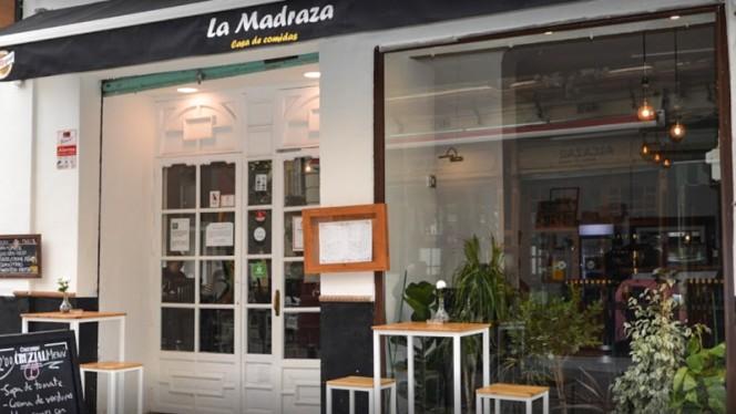 Terraza - La Madraza, Sevilla