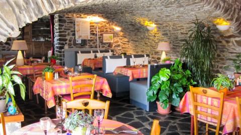 restaurant - Auberge de Chalet - Auriac-l'Église