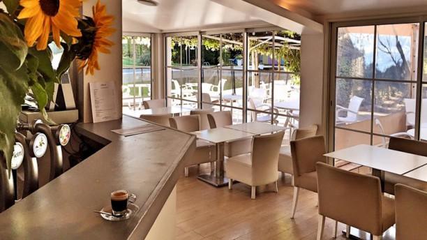 Set Club Salle du restaurant