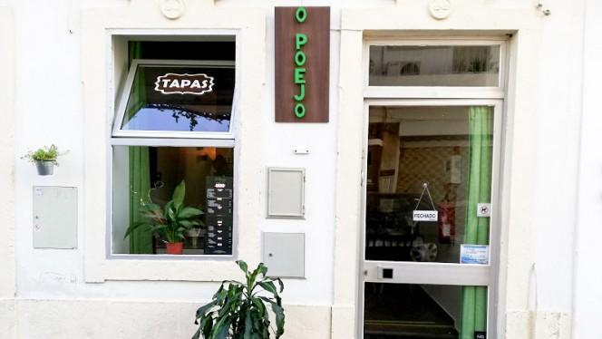 O Poejo ristorante mediterraneo a Faro in Portogallo