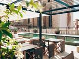 Sushi Bar Rooftop Terrace - Sant Francesc Hotel Singular