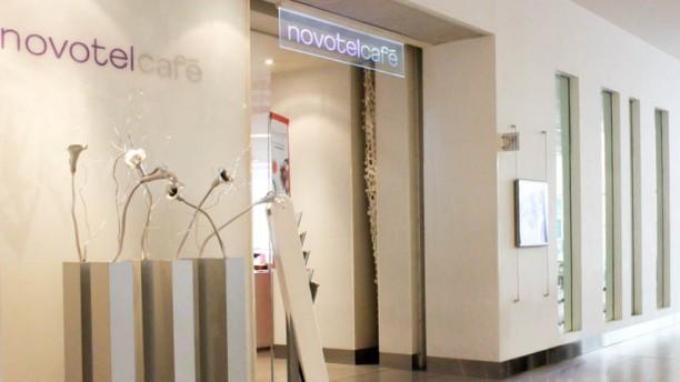 N'Café - Novotel Paris-Est Porte de Bagnolet entrée