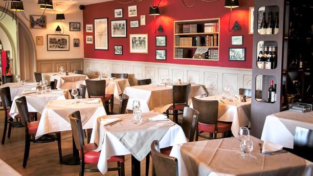 À l'Image Sainte-Anne Salle restaurant A l'Image Sainte-Anne à Vannes
