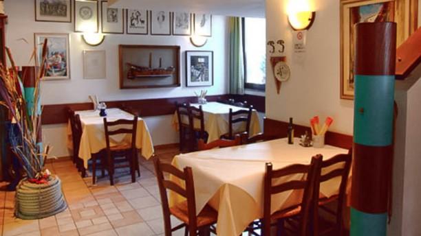 Taverna al Pescatore sala