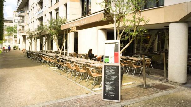 La Bergamote Caffé Terrasse