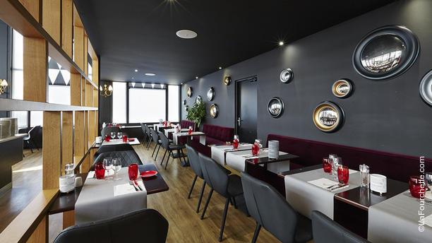 Le Grand Café - Casino PARTOUCHE de Vichy salle