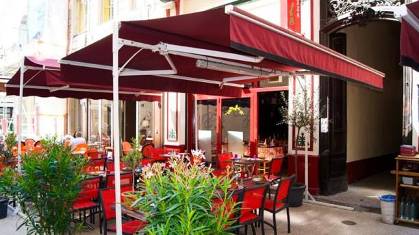 Restaurant chez carlo à lyon 69002 confluence perrache menu