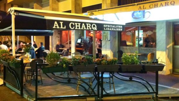 Al Charq Terrasse