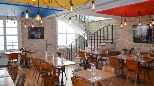 Restaurant la table du bal paris 75015 vaugirard for La table du 9