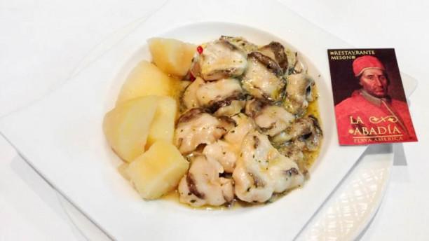 La Abadía Nigrán Sugerencia del chef