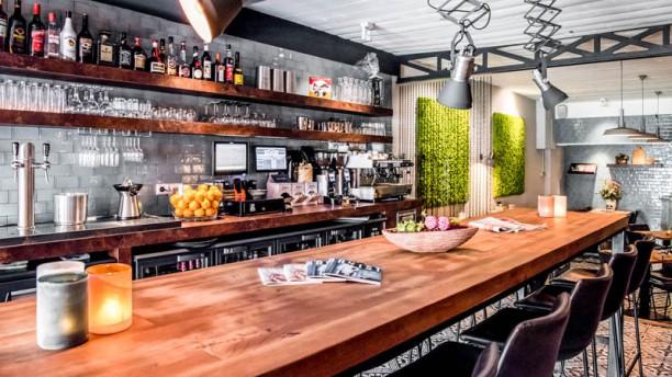 Jack's Foodbar Het restaurant