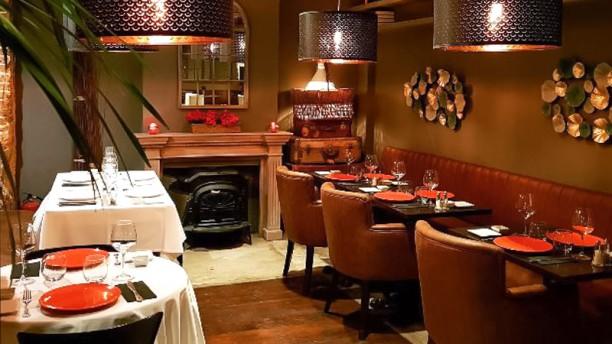 Maluvia Sala del restaurante