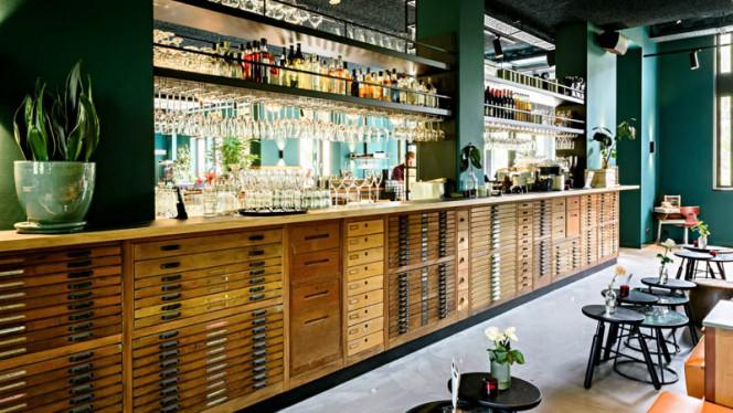 Bar - Restaurant Bar Kantoor, Amsterdam