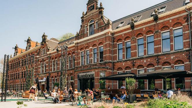 Ingang - Restaurant Bar Kantoor, Amsterdam