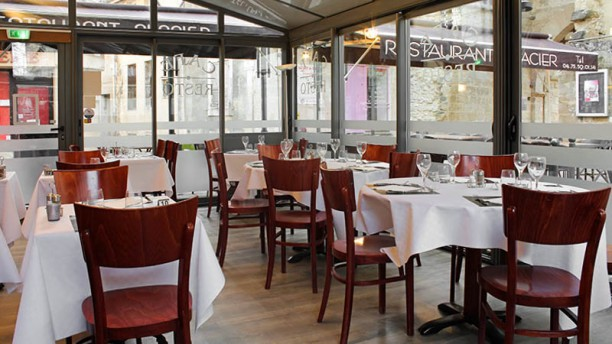 Bouchon Dromois Terrasse
