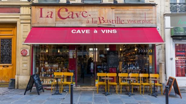 La Cave à la Bastille Devanture