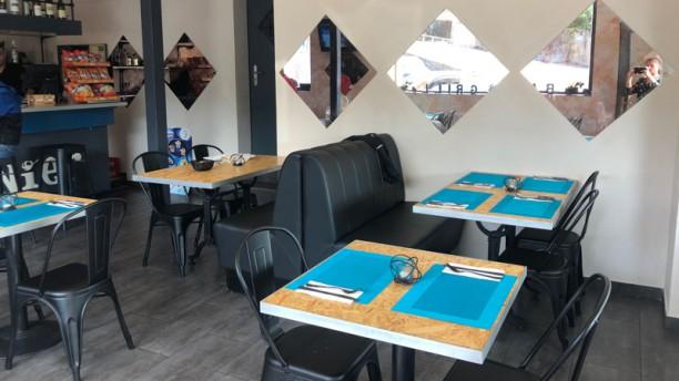 Le Marronnier Bar & Grill Salle du restaurant